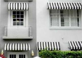 Pre Foreclosure in Miami Beach 33139 LENOX AVE - Property ID: 1747486179