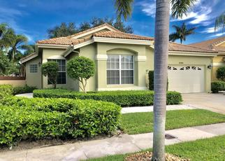 Pre Foreclosure in West Palm Beach 33412 QUAIL MEADOW WAY - Property ID: 1747981537