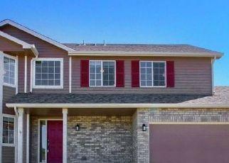 Pre Foreclosure in Castle Rock 80104 OAKLEY CT - Property ID: 1748093664