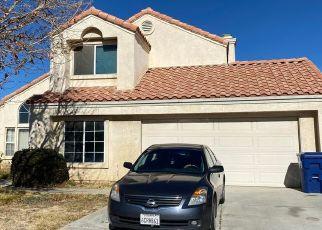 Pre Foreclosure in Palmdale 93552 E AVENUE R14 - Property ID: 1748110293