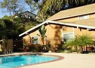 Pre Foreclosure in San Diego 92129 CAMINITO RIMINI - Property ID: 1748147530