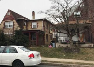 Pre Foreclosure in Reading 19606 CUMBERLAND AVE - Property ID: 1748494853