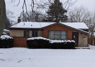 Pre Foreclosure in Detroit 48223 BRAMELL ST - Property ID: 1748604779