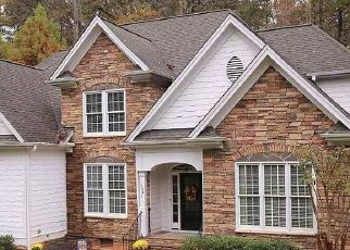 Pre Foreclosure in Wake Forest 27587 RIVERMEAD LN - Property ID: 1748647249