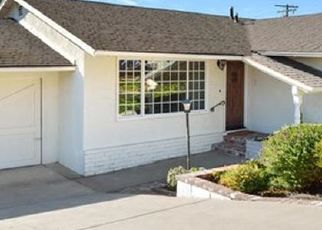 Pre Foreclosure in Ventura 93001 SHERWOOD DR - Property ID: 1748689297