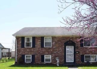 Pre Foreclosure in Evansville 47710 W BUENA VISTA RD - Property ID: 1748694111