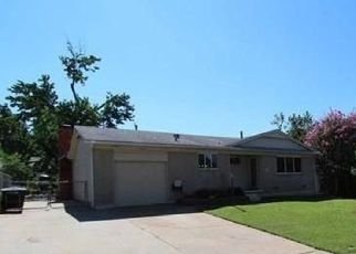 Pre Foreclosure in Sand Springs 74063 CEDAR AVE - Property ID: 1748707703