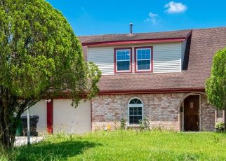 Pre Foreclosure in Houston 77089 SAGEBURROW DR - Property ID: 1748745355