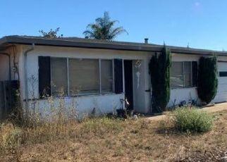 Pre Foreclosure in Watsonville 95076 BARBARA WAY - Property ID: 1749117647