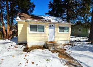 Pre Foreclosure in Clementon 08021 10TH AVE - Property ID: 1749198670