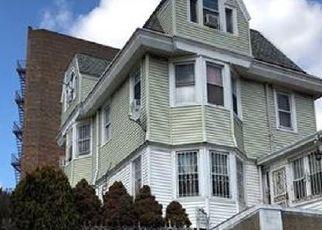 Pre Foreclosure in Bronx 10467 BAINBRIDGE AVE - Property ID: 1749493873