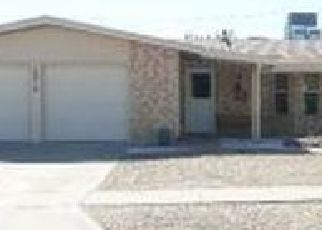 Pre Foreclosure in El Paso 79924 AGGIE CT - Property ID: 1749737819