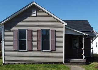 Pre Foreclosure in Vincennes 47591 BUNTIN ST - Property ID: 1749975187