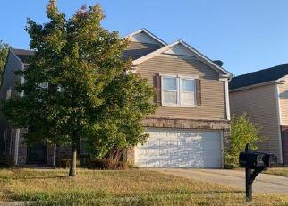 Pre Foreclosure in Indianapolis 46235 PRESIDIO DR - Property ID: 1750035639