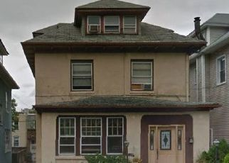 Pre Foreclosure in West New York 07093 MONITOR PL - Property ID: 1750176668