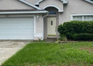 Pre Foreclosure in Lutz 33558 PERDITA LN - Property ID: 1750209963