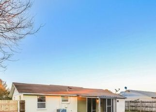 Pre Foreclosure in Zephyrhills 33542 9TH AVE - Property ID: 1750397398