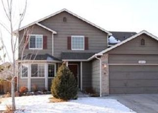 Pre Foreclosure in Parker 80134 VENABLE CREEK ST - Property ID: 1750509972