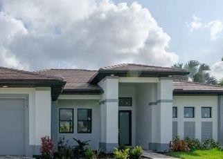 Pre Foreclosure in Cape Coral 33991 SW 10TH ST - Property ID: 1750597555