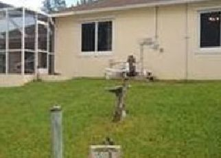 Pre Foreclosure in Cape Coral 33914 SW 28TH LN - Property ID: 1750609824