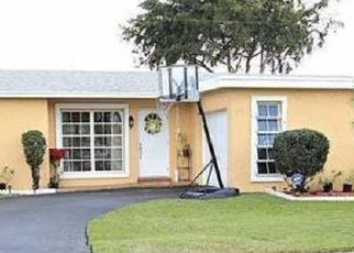 Pre Foreclosure in Fort Lauderdale 33323 NW 31ST PL - Property ID: 1750728959