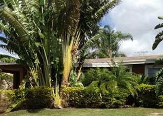 Pre Foreclosure in Fort Lauderdale 33312 SW 5TH ST - Property ID: 1750741653