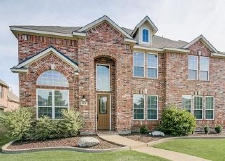 Pre Foreclosure in Wylie 75098 RIDGECOVE DR - Property ID: 1751148525