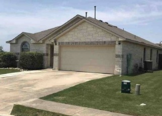 Pre Foreclosure in Round Rock 78665 LONGHORN TRL - Property ID: 1751189247