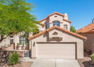 Pre Foreclosure in Tucson 85718 N MISTY RIDGE DR - Property ID: 1751231300