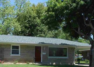 Pre Foreclosure in Evansville 47714 MAHRENDALE AVE - Property ID: 1751923299