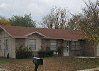 Pre Foreclosure in Killeen 76542 RONSTAN DR - Property ID: 1751945643