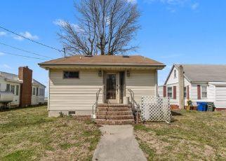 Pre Foreclosure in Salem 08079 S LOCUST AVE - Property ID: 1752065647