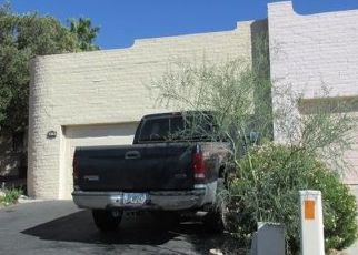 Pre Foreclosure in Tucson 85750 N CAMINO DE LA CUMBRE - Property ID: 1752104629
