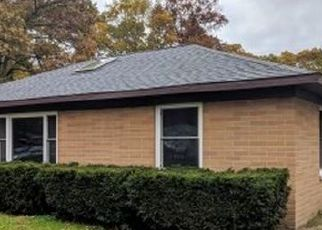 Pre Foreclosure in Muskegon 49442 WEST ST - Property ID: 1752506235