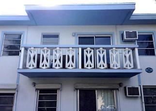 Pre Foreclosure in Miami Beach 33139 EUCLID AVE - Property ID: 1752552223