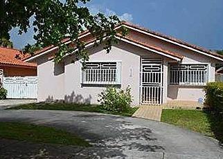 Pre Foreclosure in Miami 33175 SW 138TH CT - Property ID: 1752616165