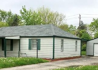 Pre Foreclosure in Indianapolis 46218 N SPENCER AVE - Property ID: 1752778669
