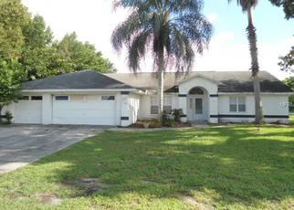 Pre Foreclosure in Spring Hill 34608 MONARCH ST - Property ID: 1752899548