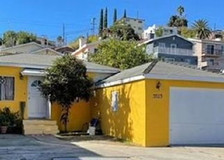 Pre Foreclosure in Los Angeles 90032 MONTEREY RD - Property ID: 1753093120