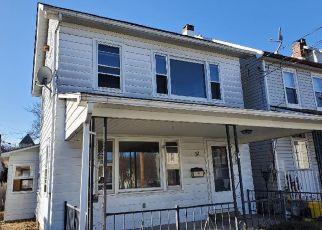 Pre Foreclosure in Bangor 18013 N 2ND ST - Property ID: 1753251234