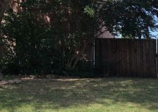 Pre Foreclosure in Sachse 75048 GRANITE AVE - Property ID: 1753369492