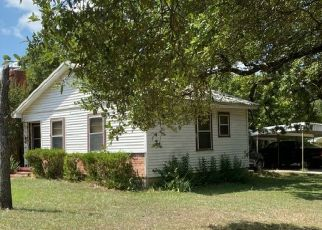 Pre Foreclosure in Waco 76705 CROW DR - Property ID: 1753607756