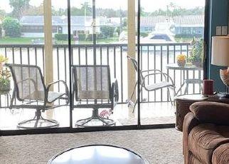Pre Foreclosure in Cocoa Beach 32931 S BANANA RIVER BLVD - Property ID: 1753616506