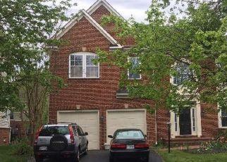 Pre Foreclosure in Ashburn 20148 KLONDIKE CT - Property ID: 1753739586