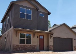 Pre Foreclosure in Payson 85541 S THUNDER MTN - Property ID: 1754674208