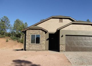 Pre Foreclosure in Payson 85541 S THUNDER MTN - Property ID: 1754675530