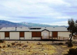 Pre Foreclosure in Pahrump 89060 N CARROL CIR - Property ID: 1754710571