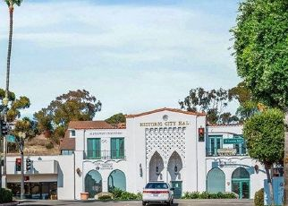 Pre Foreclosure in San Clemente 92672 CALLE SACRAMENTO - Property ID: 1754720192
