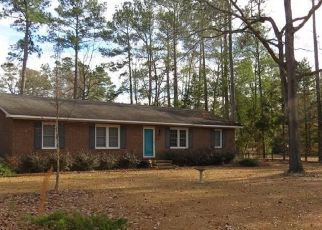 Pre Foreclosure in Tar Heel 28392 HOLLY ST - Property ID: 1755384164