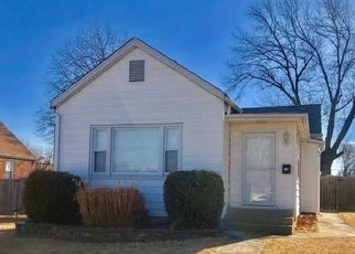 Pre Foreclosure in Saint Louis 63125 PARDELLA AVE - Property ID: 1755636892